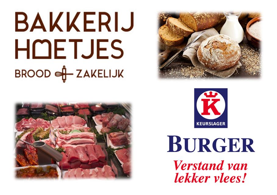Bakkerij Zoon / Slagerij Burger