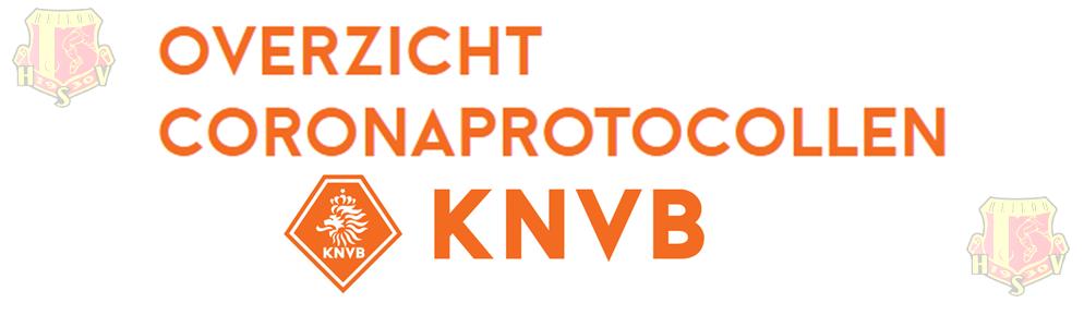 Coronaprotocollen KNVB